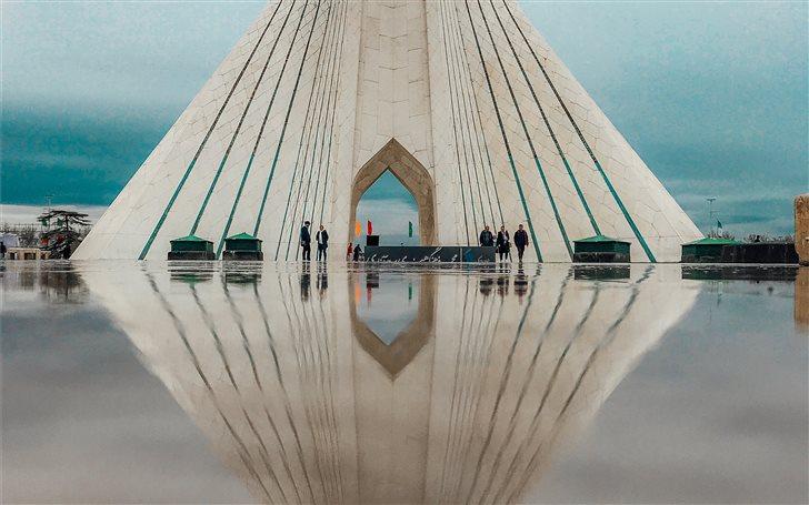 Iranian tower