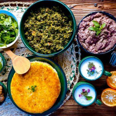 Gilani food