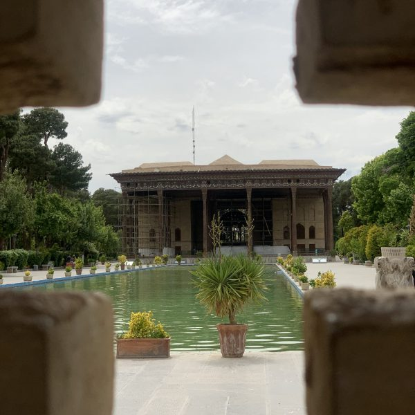 Isfahan attraction