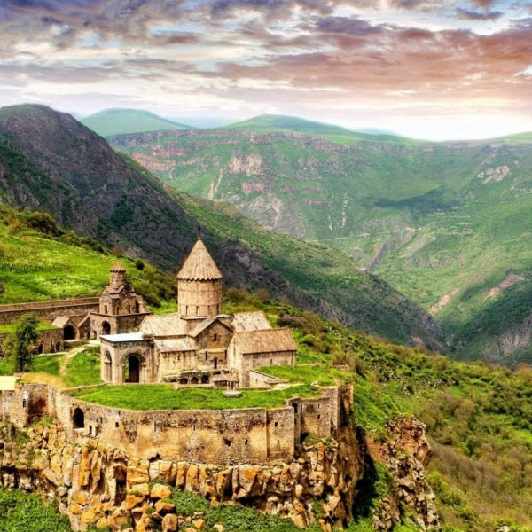 Armenia attraction