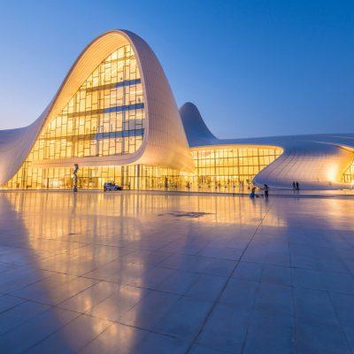 Baku museum